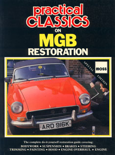 Practical Classics on MGB Restoration