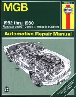 Haynes Owners Workshop Manual