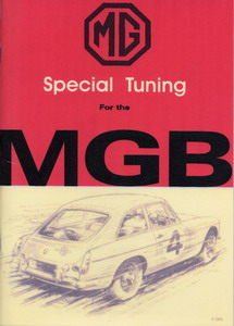 Special Tunig for the MGB