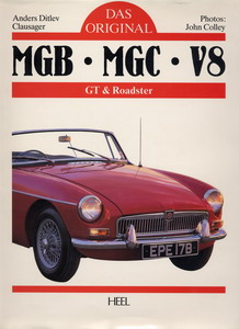 MGB, MGC & V8