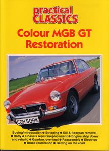 Practical Classics Colour MGB
