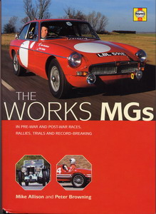 The Works MGB
