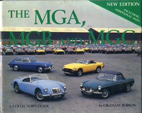 The MGA, MGB and MGC
