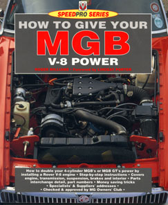 How to give your MGB V8 Power