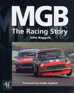 MGB The Racing Story
