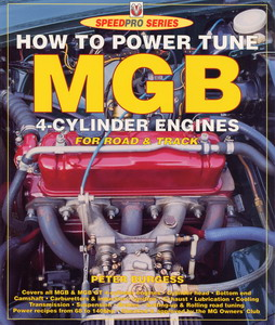 How to Power Tune MGB